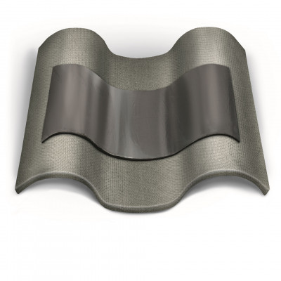 NICOBAND темно-серый 10м х 20см ГП (коробка 1 рулон) - 4
