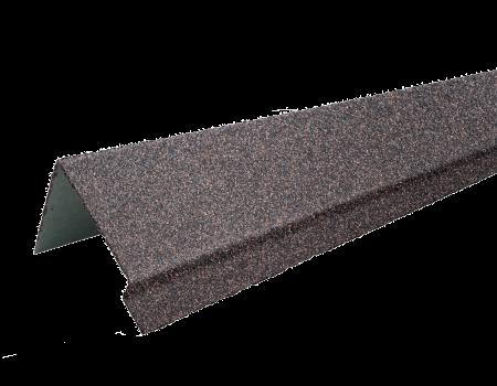 ТЕХНОНИКОЛЬ HAUBERK наличник оконный металлический LUX, Бельгийский, шт. - 1