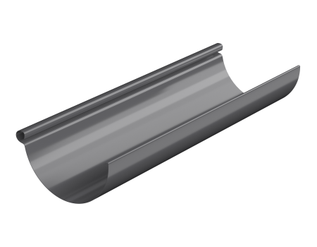 ТН МВС, желоб водосточный 125 мм, 3 п.м - 2