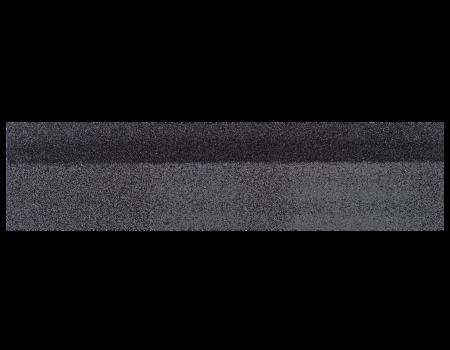 Коньки-карнизы SHINGLAS Серый экстра 253х1003 мм (20 гонтов, 20 пог.м, 5 кв.м) - 1