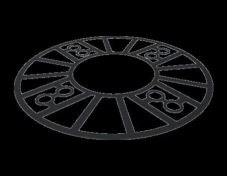 Кольцо выравнивающее, 3 мм - 1