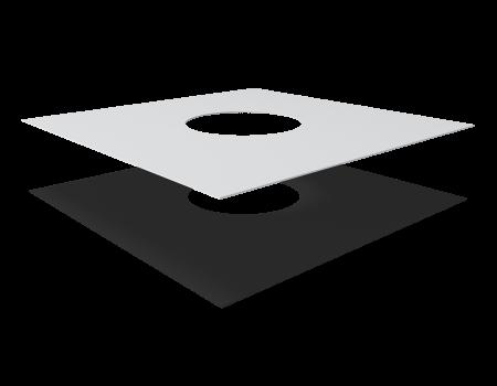 Фартук из ПВХ мембраны для воронок - 1