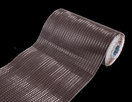 Гофрированная лента LUXARD для примыканий F-2, алюм., коричневая - 1