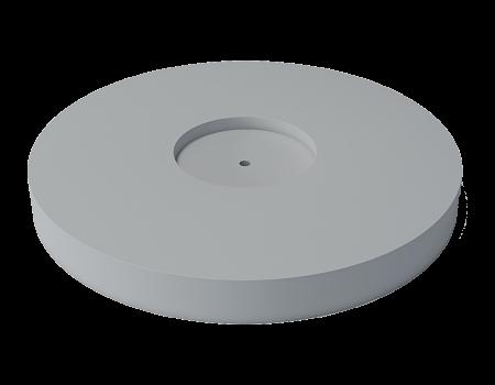 ПВХ Рондель внутр диаметр 25 мм (300 шт/упак), упак - 1