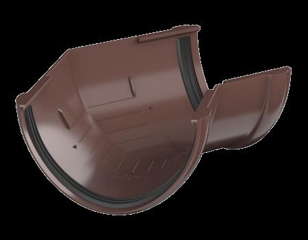 ТН ПВХ D125/82 мм угол желоба 135° - 1