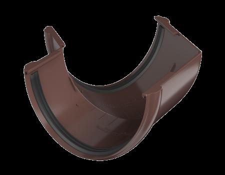 ТН ПВХ D125/82 мм угол желоба 135° - 2