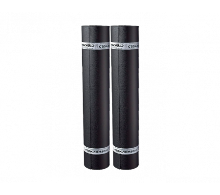 Стеклоизол ТКП 3.5 сланец серый (рулон, 10 х 1 м) - 1