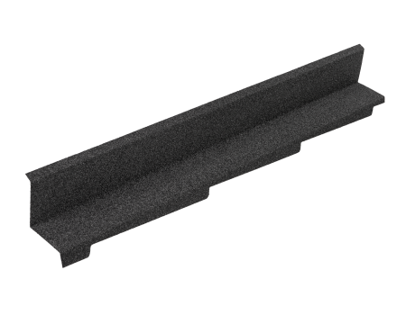 Боковое примыкание LUXARD (левое) Алланит, 1250х110х100 мм, (0,13 кв.м) - 1