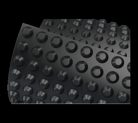 Мембрана профилированная PLANTER Eco,  2х20м - 1