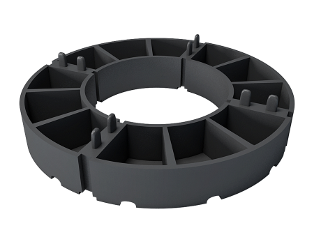 Подставка для плитки, 15 мм, 140 шт/уп. - 1