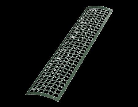 ТН ПВХ D125/82 мм решетка желоба защитная 0,6м - 1