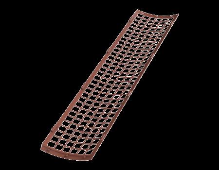 ТН ПВХ D125/82 мм решетка желоба защитная 0,6м - 2