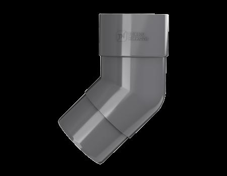 ТН ПВХ D125/82 мм колено трубы 135° - 3