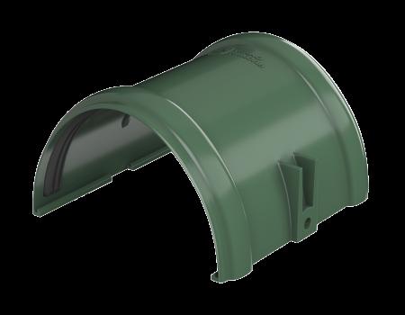 ТН ПВХ D125/82 мм соединитель желоба - 2
