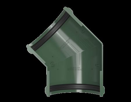 ТН ПВХ D125/82 мм угол желоба 135° - 4