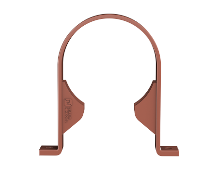 ТН ПВХ D125/82 мм хомут трубы - 3