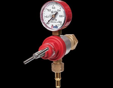 Газовый редуктор с манометром - 1