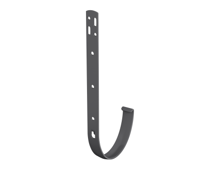 ПВХ кронштейн желоба металлический - 2
