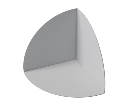 ПВХ Внутренний угол  (10 шт/упак) - 1