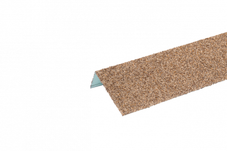 ТЕХНОНИКОЛЬ HAUBERK наличник оконный металлический, песчаный - 1