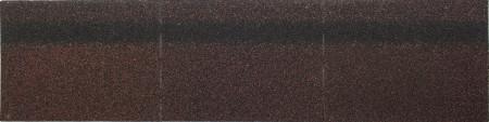 Коньки-карнизы SHINGLAS Гранат 253х1003 мм (20 гонтов, 20 пог.м, 5 кв.м) - 2