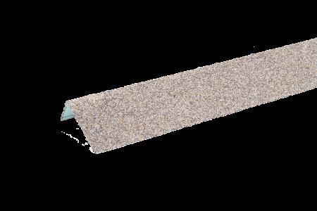 ТЕХНОНИКОЛЬ HAUBERKналичникоконный металлический, серо-бежевый - 1