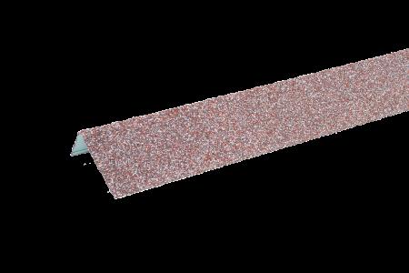 ТЕХНОНИКОЛЬ HAUBERKналичникоконный металлический, мраморный - 1
