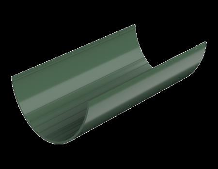 ТН ПВХ D125/82 мм желоб (1,5 м), зеленый - 1