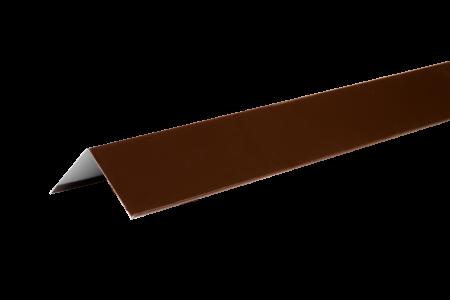 ТЕХНОНИКОЛЬ HAUBERK уголок металлический внешний, полиэстер - 1