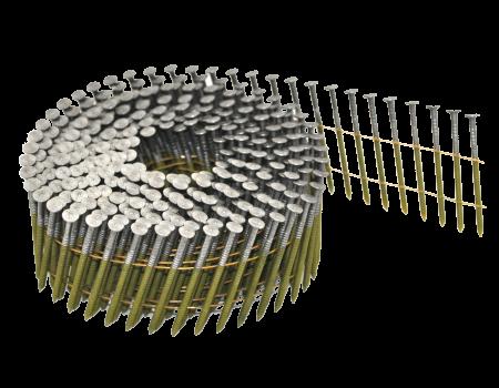 Гвозди барабанные с кольцевой накаткой CNW 25/50 BKRI, шт. - 1