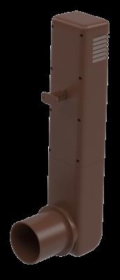 Цокольный дефлектор, коричневый - 1