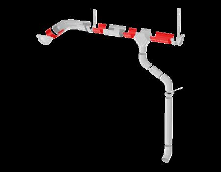 ТН МВС, желоб водосточный 125 мм, 3 п.м - 9