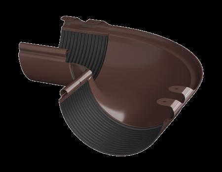 ТН МВС, внешний угол 90°, коричневый - 1