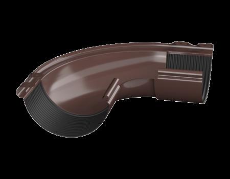 ТН МВС, внешний угол 90°, коричневый - 4