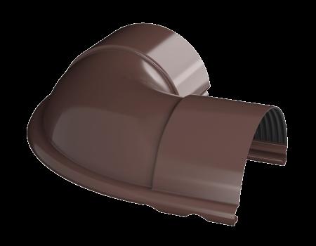 ТН МВС, внешний угол 90°, коричневый - 3