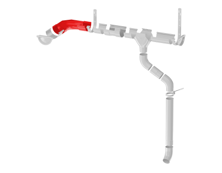 ТН МВС, внутренний угол 90° - 5
