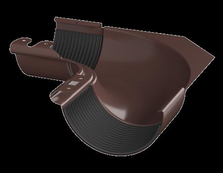 ТН МВС, внутренний угол 90°, коричневый - 3