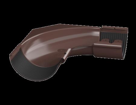 ТН МВС, внутренний угол 90°, коричневый - 1