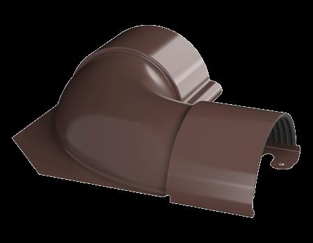 ТН МВС, внутренний угол 90°, коричневый - 2