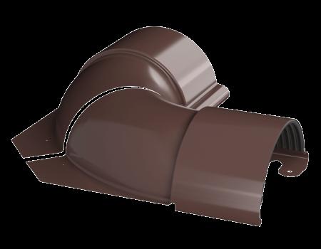 ТН МВС, угол внутренний, регулируемый 100 -165°, коричневый - 2