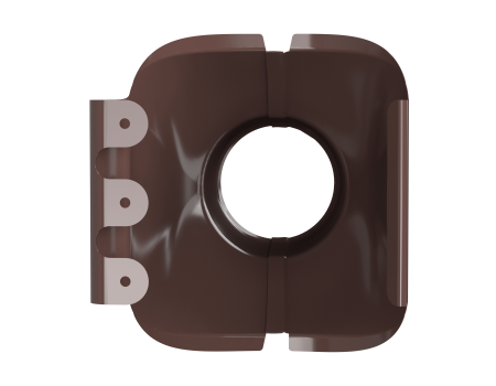 ТН МВС, воронка желоба, коричневая - 3
