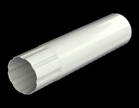 ТН МВС, труба d 90 мм, 3 м.п., белая - 1