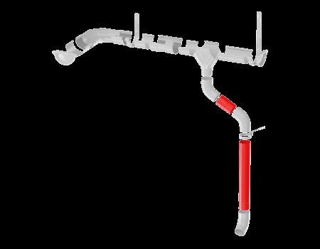 ТН МВС, труба d 90 мм, 3 м.п. - 2
