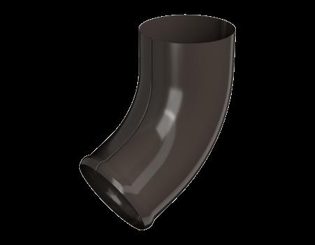 ТН МВС, отвод трубы, коричневый - 1