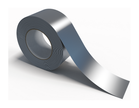Лента алюминиевая 48мм*50м - 1