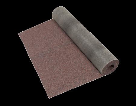 Ендовный ковер SHINGLAS, 10x1 м, Красно-коричневый - 1
