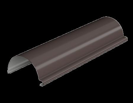 ТН ПВХ МАКСИ желоб 3м - 2