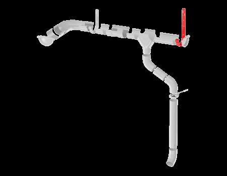 ТН МВС, кронштейн желоба усиленный - 6