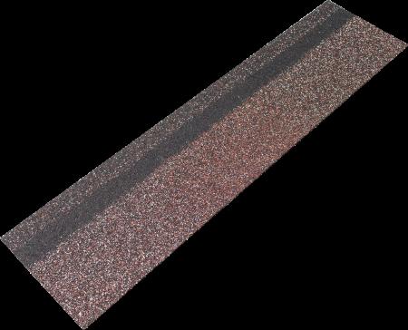 Коньки-карнизы SHINGLAS Шельф 253х1003 мм (20 гонтов, 20 пог.м, 5 кв.м) - 2