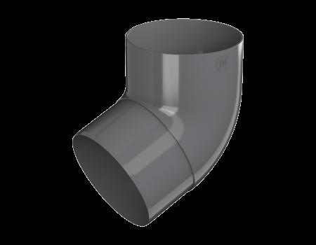ТН ПВХ МАКСИ колено трубы 67° - 2
